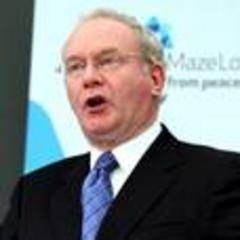 mcguinness reaffirms a5 commitment