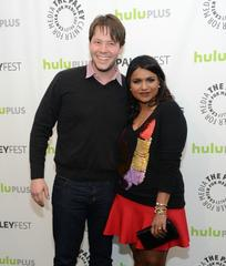 'the mindy project' star ike barinholtz previews the season finale and reveals what mindy kaling is like as a boss!