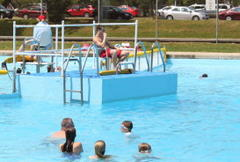 belmont's underwood pool set to open for 2013 season