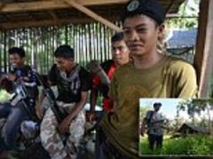 Welcome to the MILF army: The unfortunately named Muslim rebel group patrolling the jungles of the Philippines