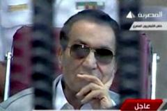 mubarak speaks out for first time since 2011 ousting